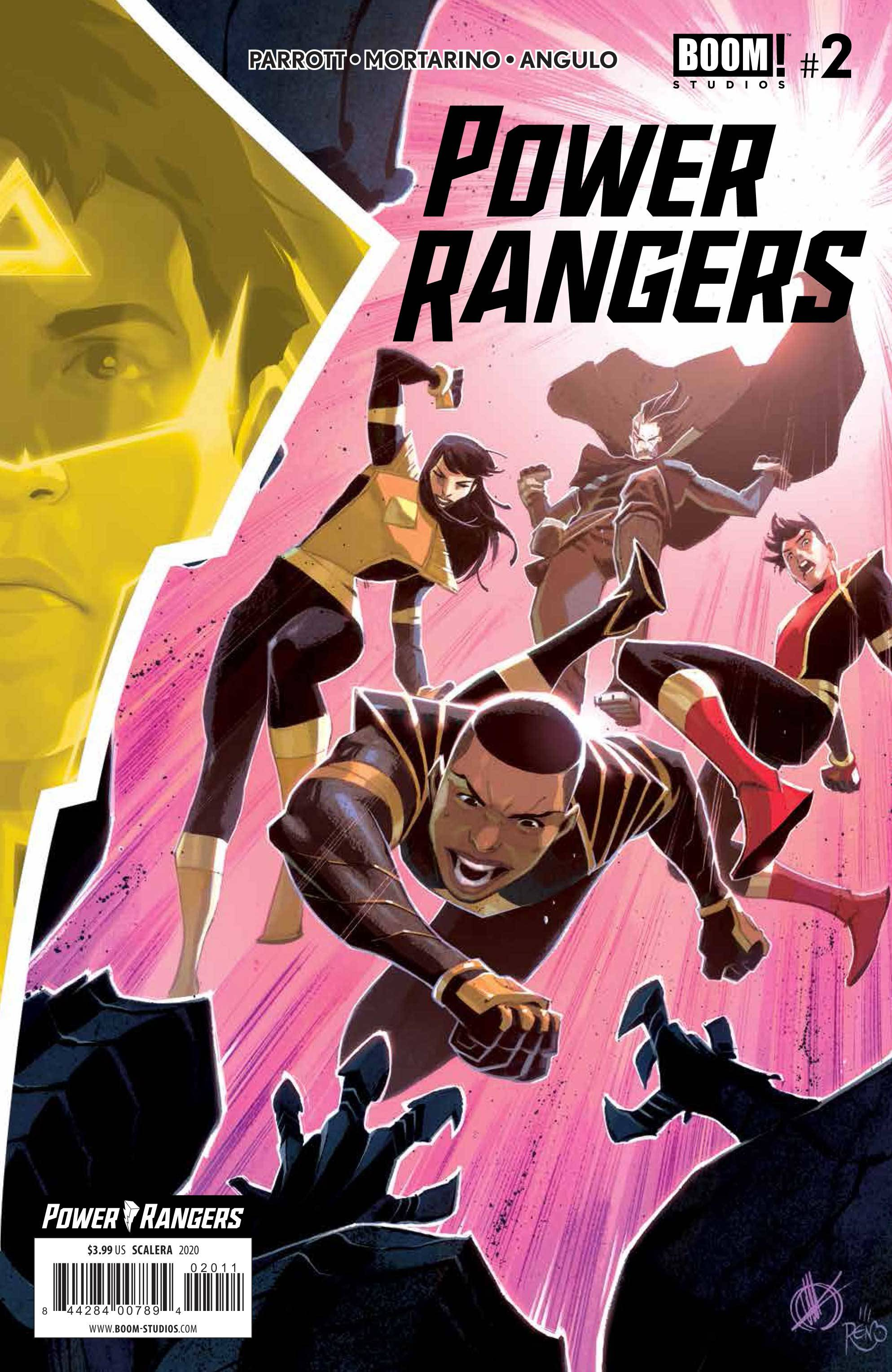 Power Rangers #2 (2020)