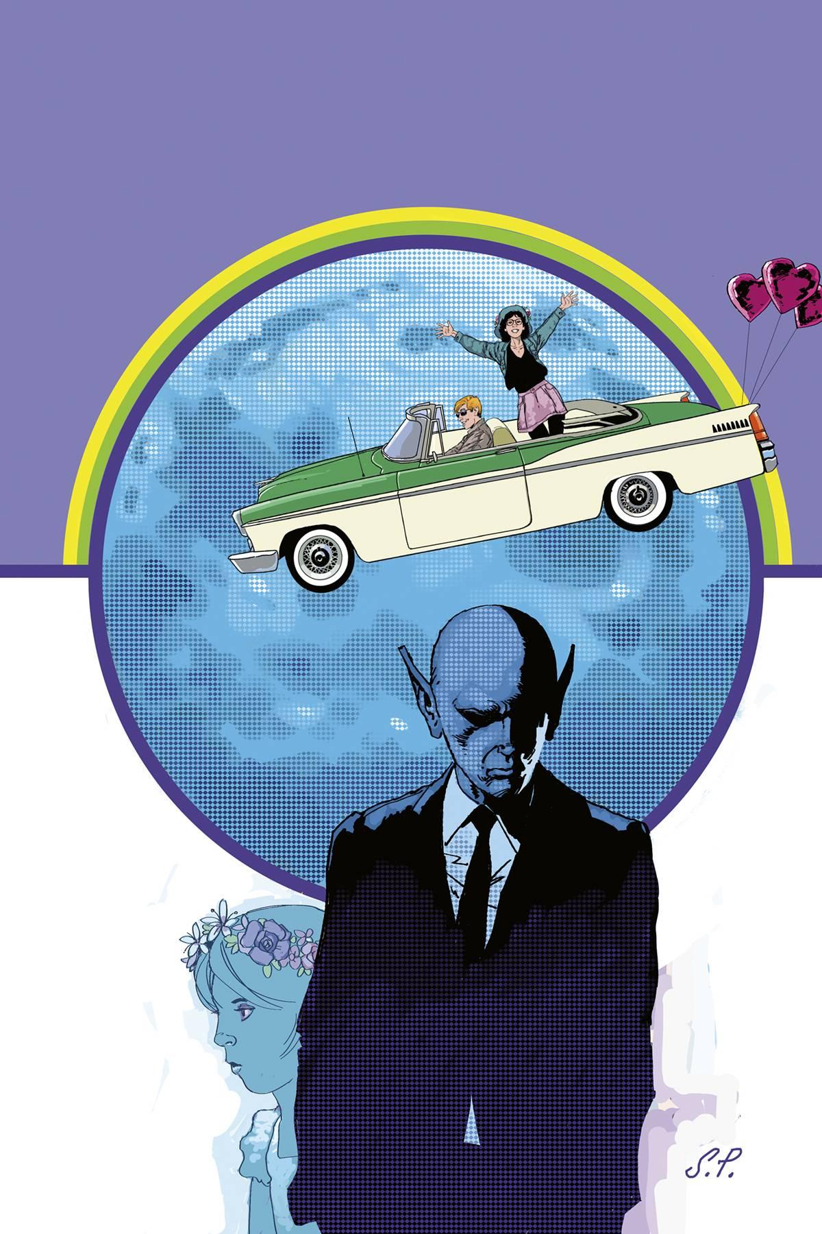 Resident Alien: Your Ride's Here #3 (2020)