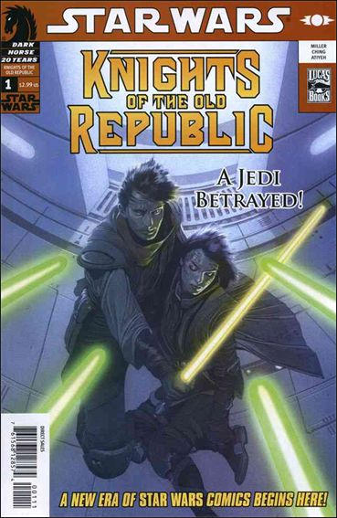 Star Wars Knights of the Old Republic #1 (2006)
