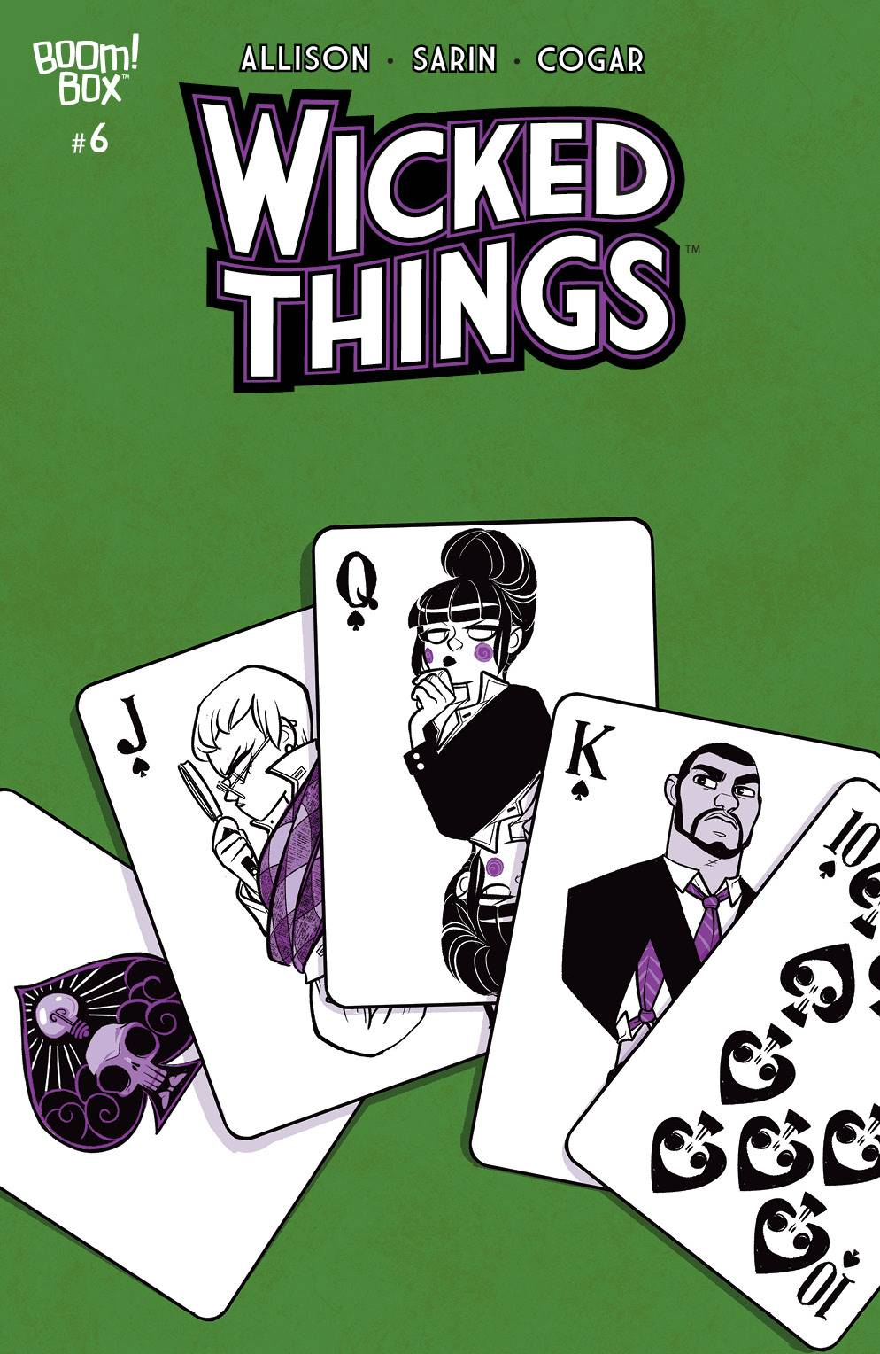 Wicked Things #6 (2020)