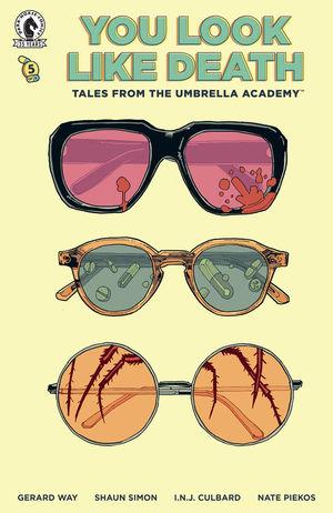 You Look Like Death Tales Umbrella Academy #5 (2021)