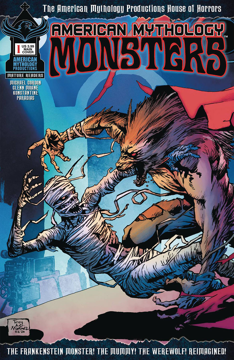 American Mythology: Monsters #1 (2021)