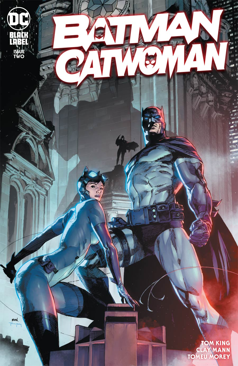 Batman Catwoman #2 (2021)
