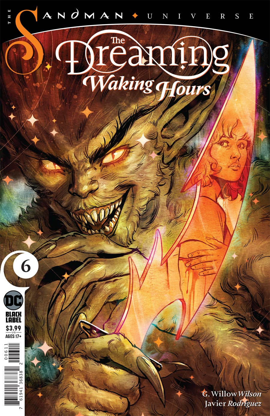 Dreaming Waking Hours #6 (2021)