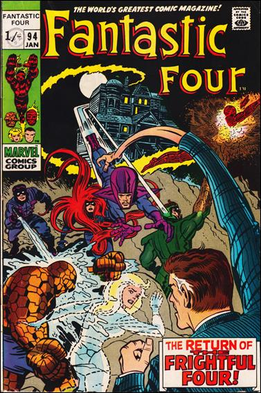 Fantastic Four #94 (1970)