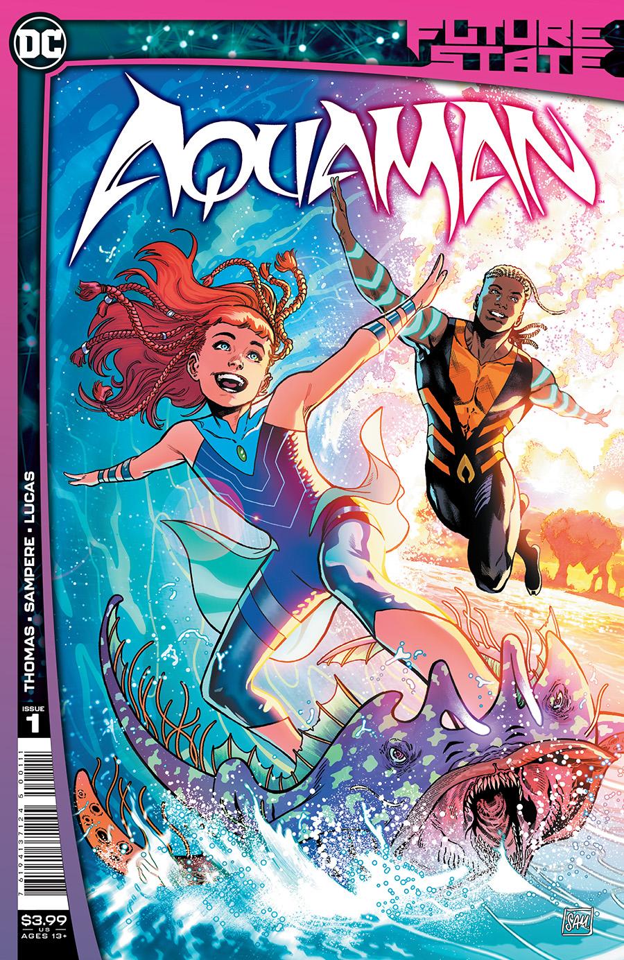Future State: Aquaman #1 (2021)