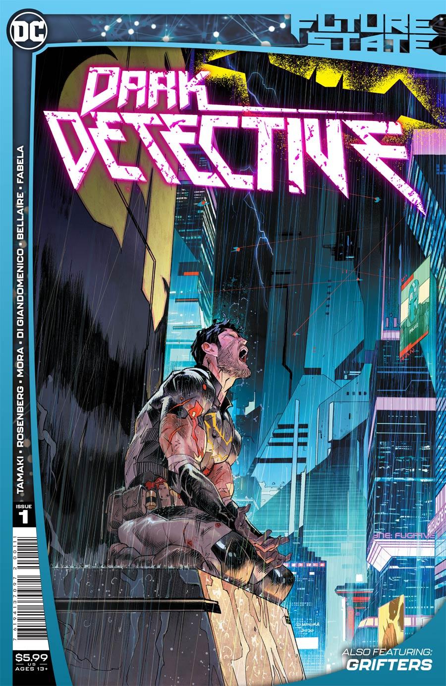 Future State: Dark Detective #1 (2021)