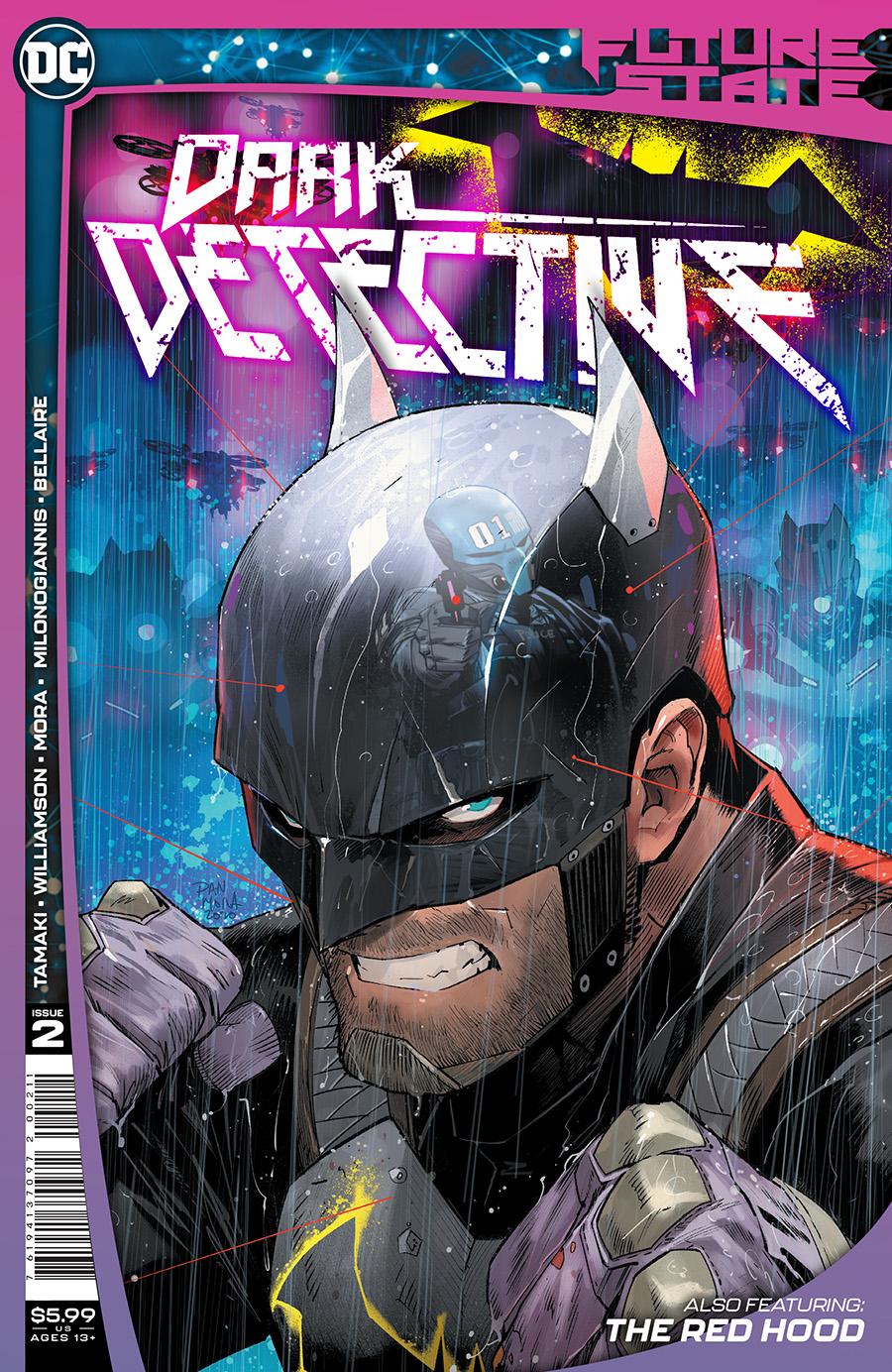 Future State: Dark Detective #2 (2021)