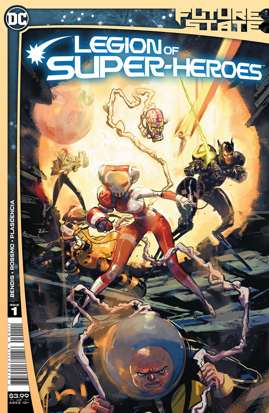 Future State: Legion of Super-Heroes #1 (2021)