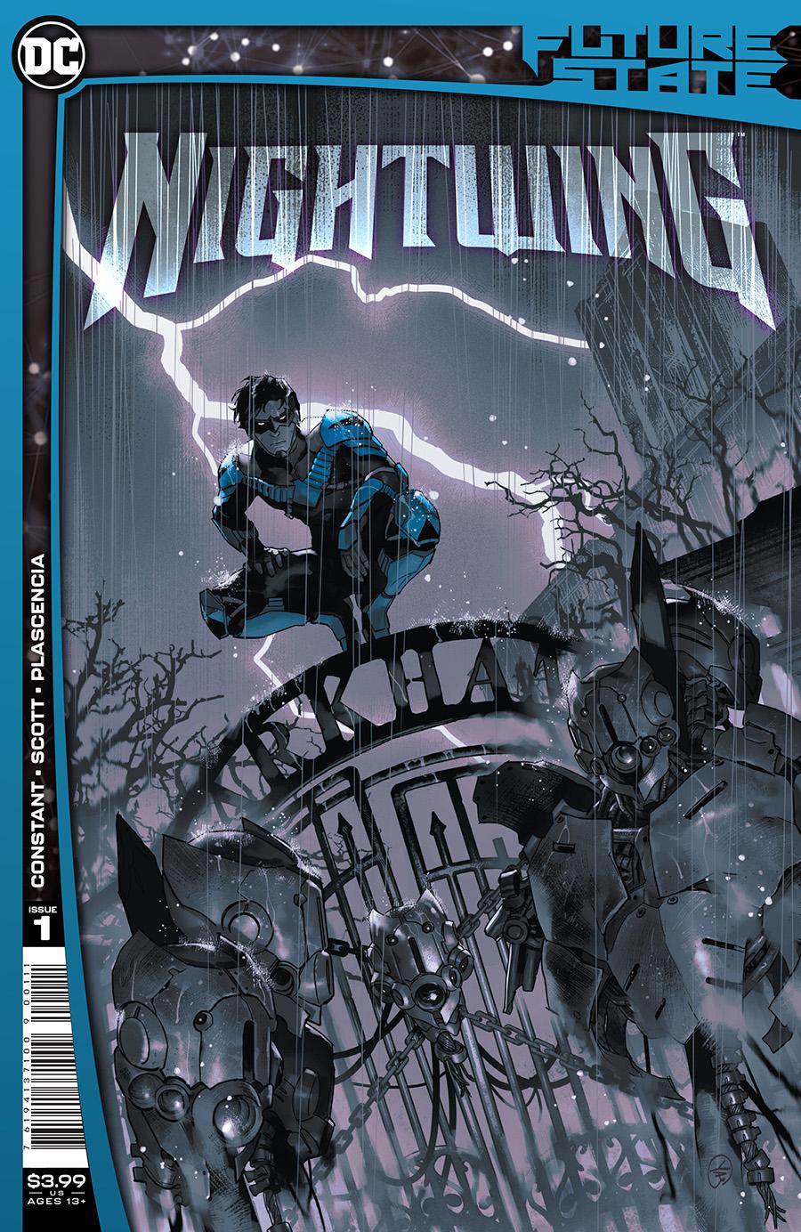 Future State: Nightwing #1 (2021)
