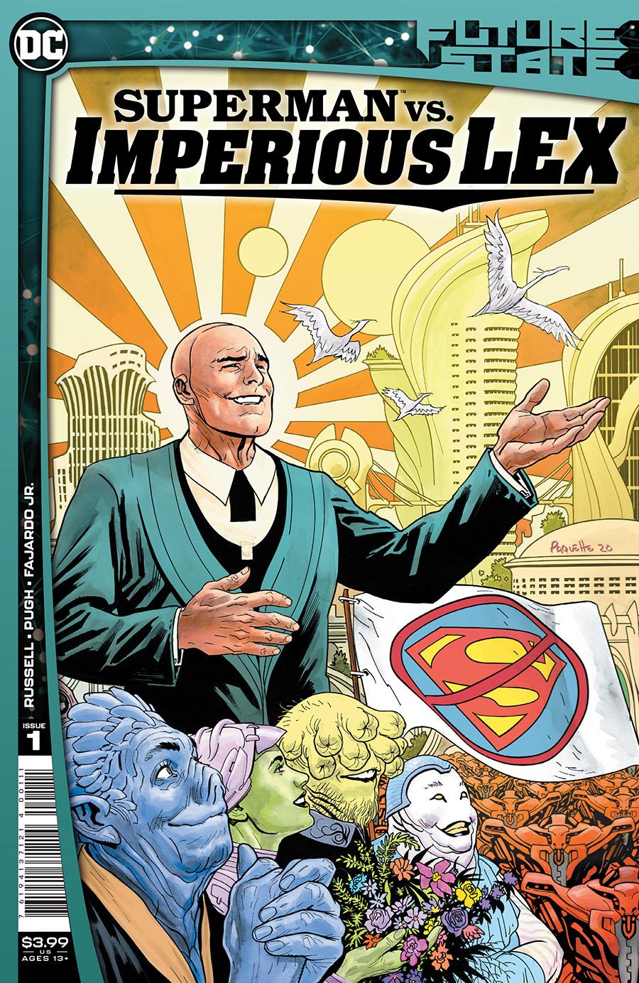 Future State: Superman vs Imperious Lex #1 (2021)