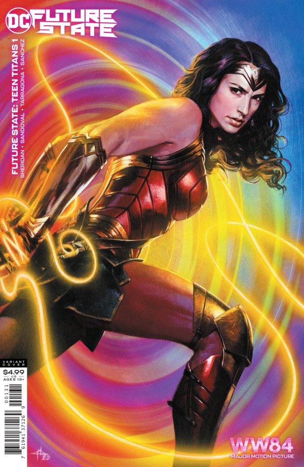 Future State: Teen Titans #1 (2021)