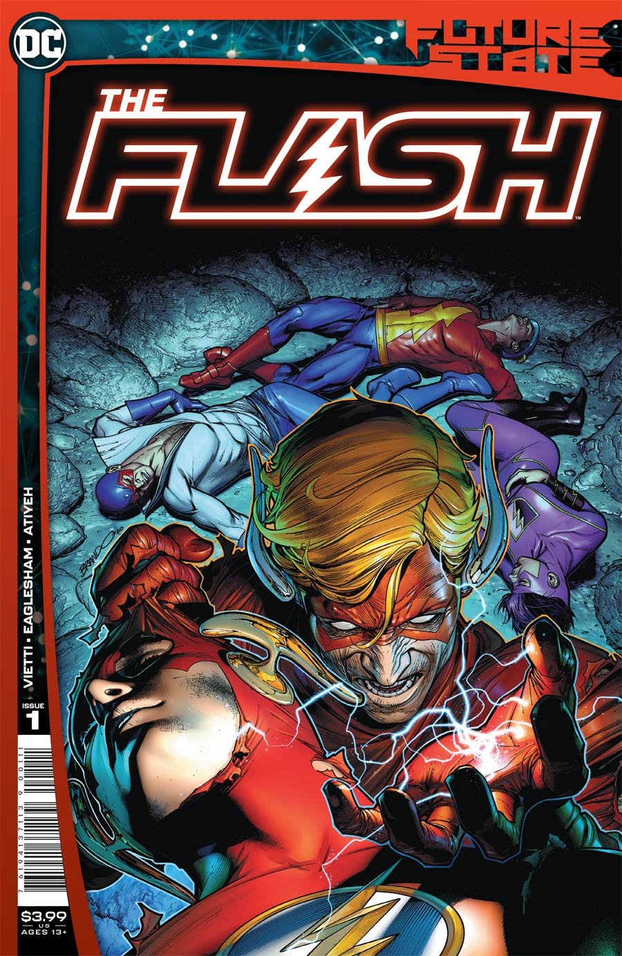 Future State: The Flash #1 (2021)
