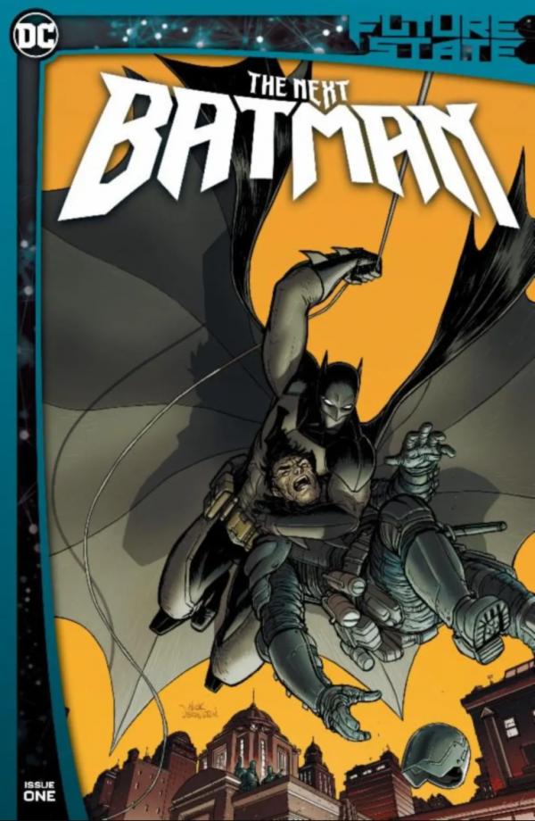 Future State: The Next Batman #1 (2021)