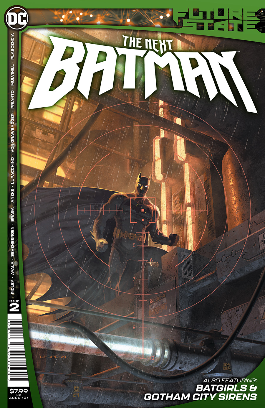 Future State: The Next Batman #2 (2021)