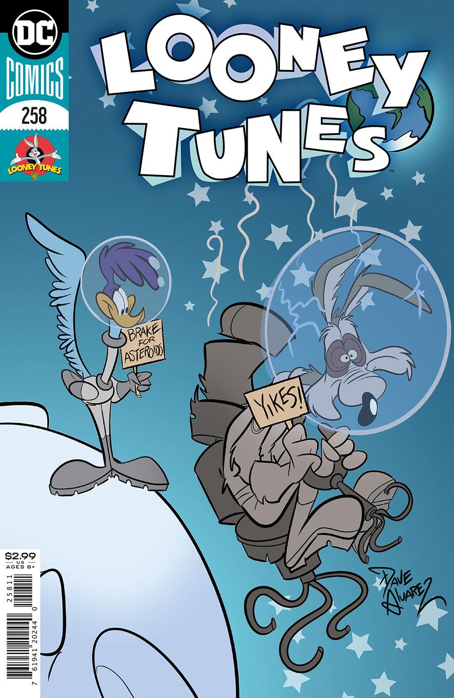 Looney Tunes #258 (2021)