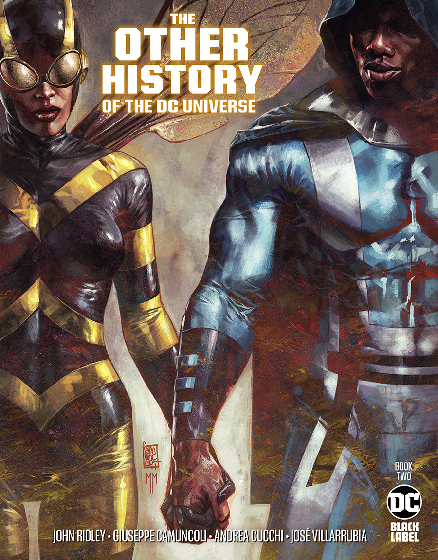 Other History of the DC Universe #2 (2021)