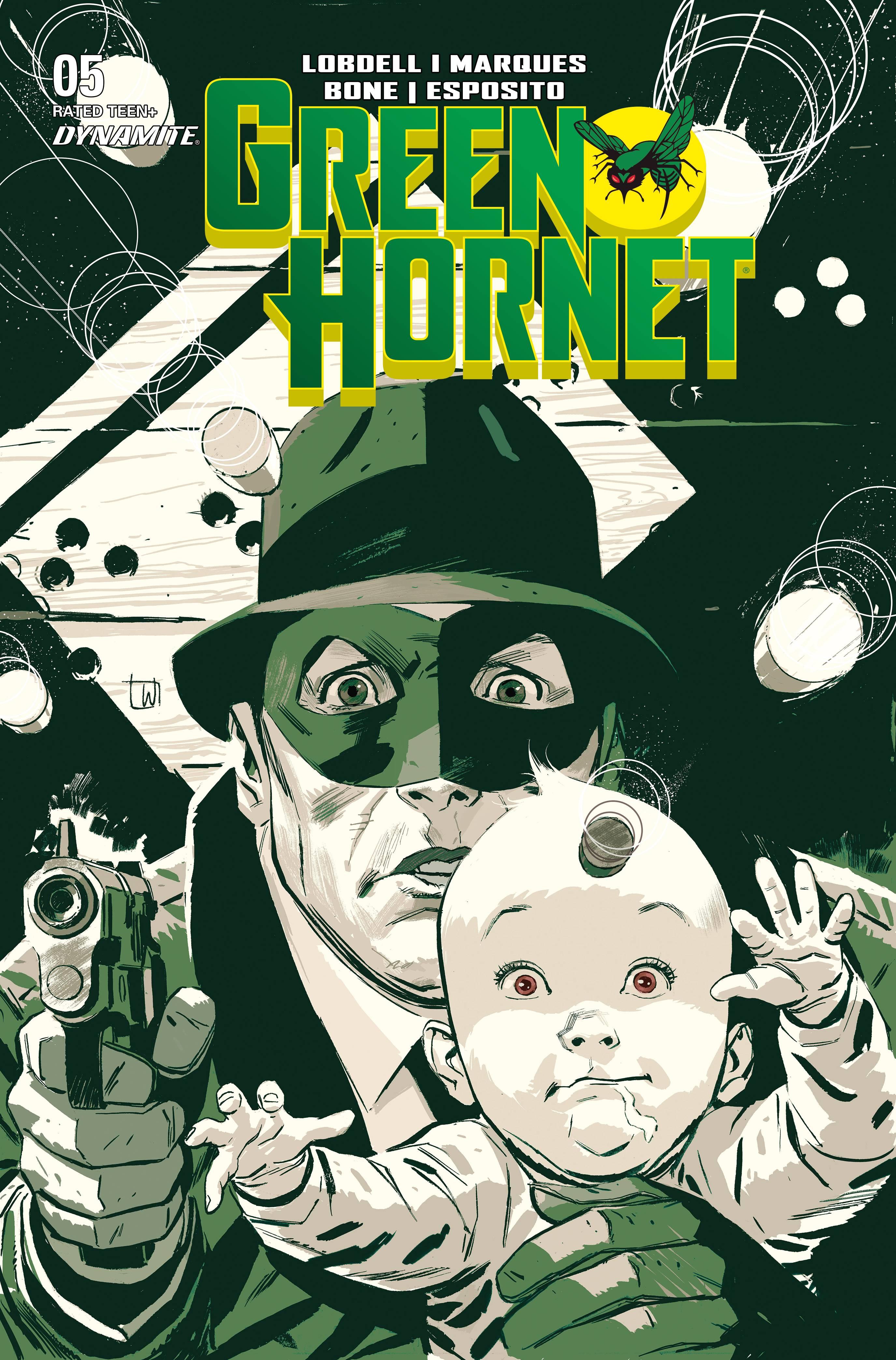 Green Hornet #5 (2021)