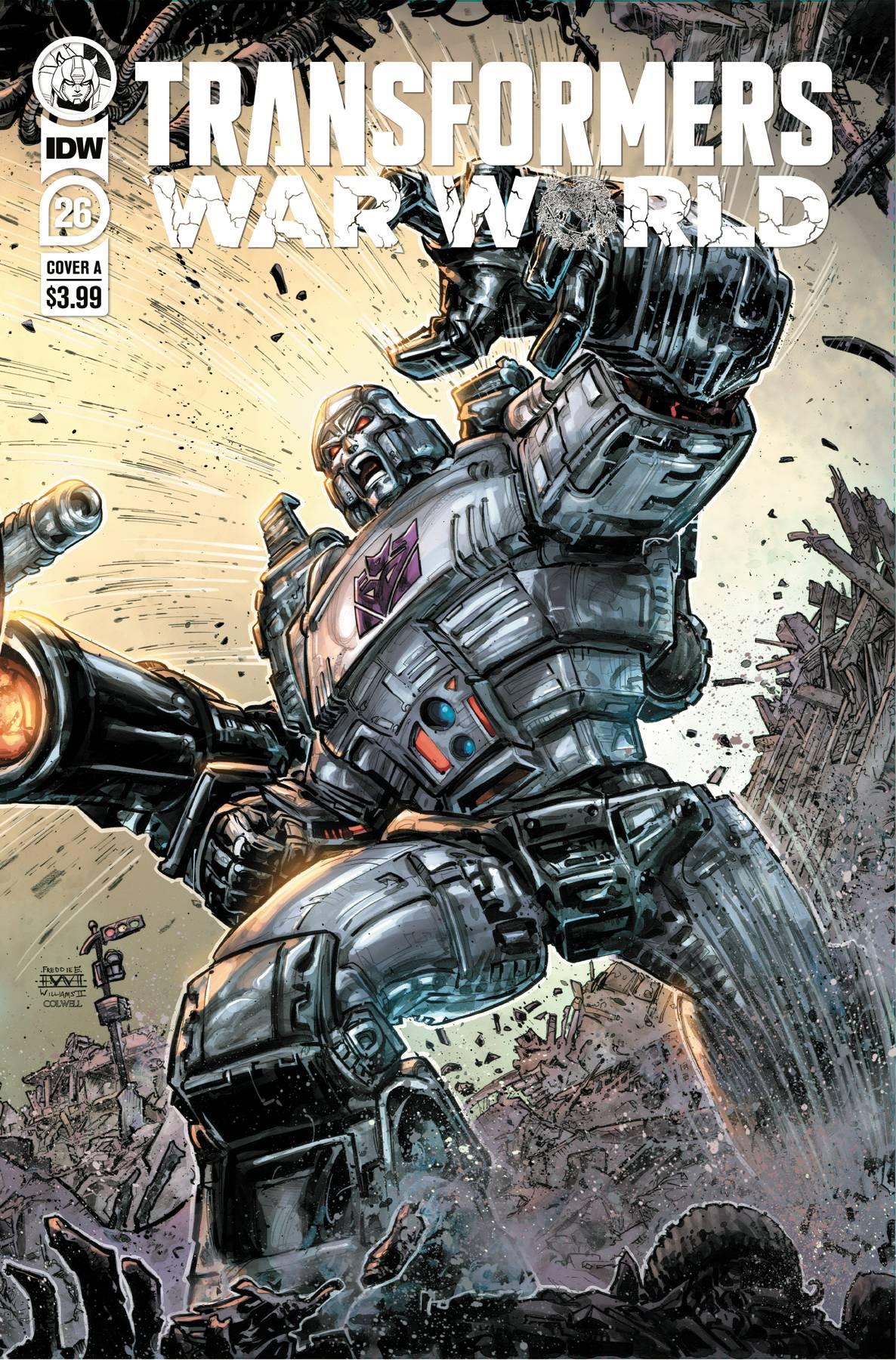 Transformers #26 (2021)