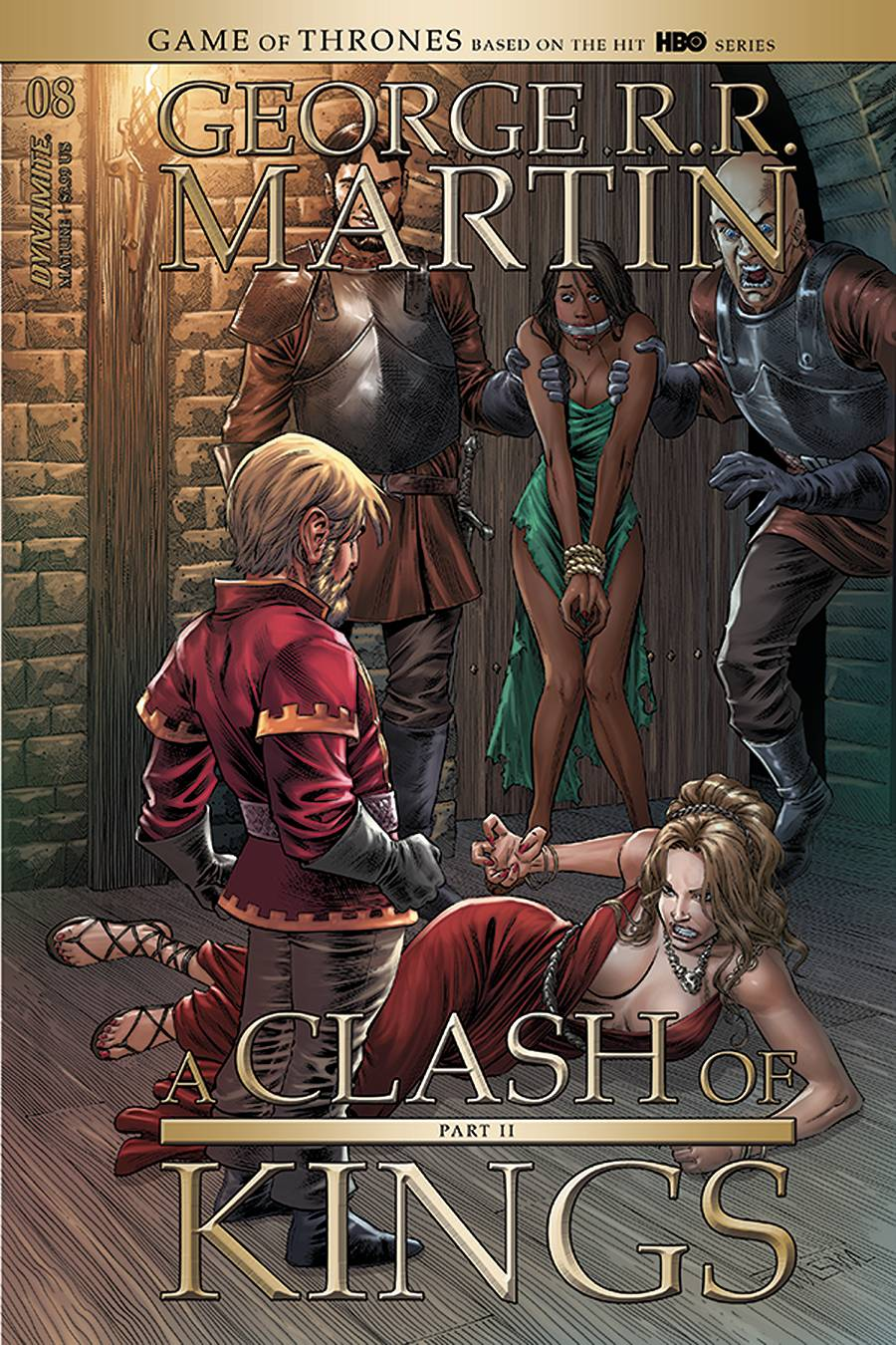 George RR Martin's A Clash Of Kings #10 (2021)