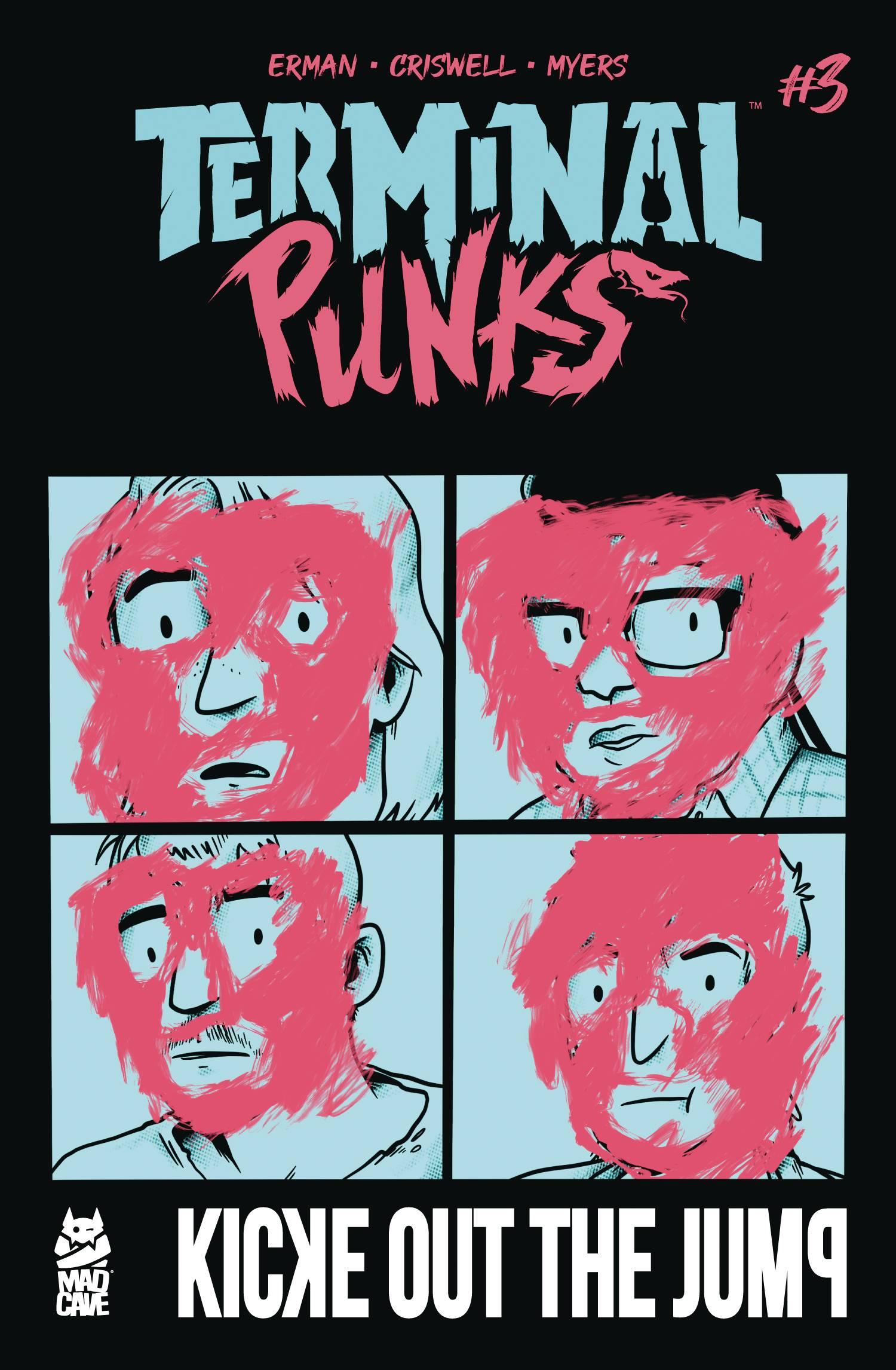 Terminal Punks #3 (2021)