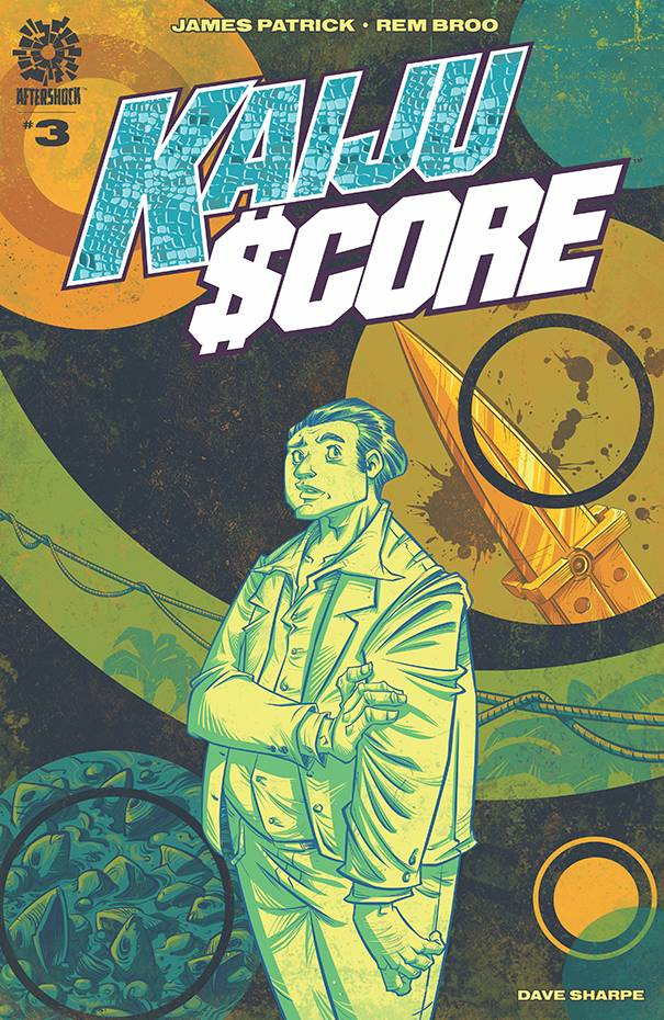 The Kaiju Score #3 (2021)