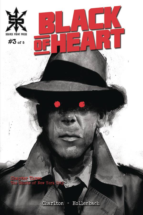 Black Of Heart #3 (2021)