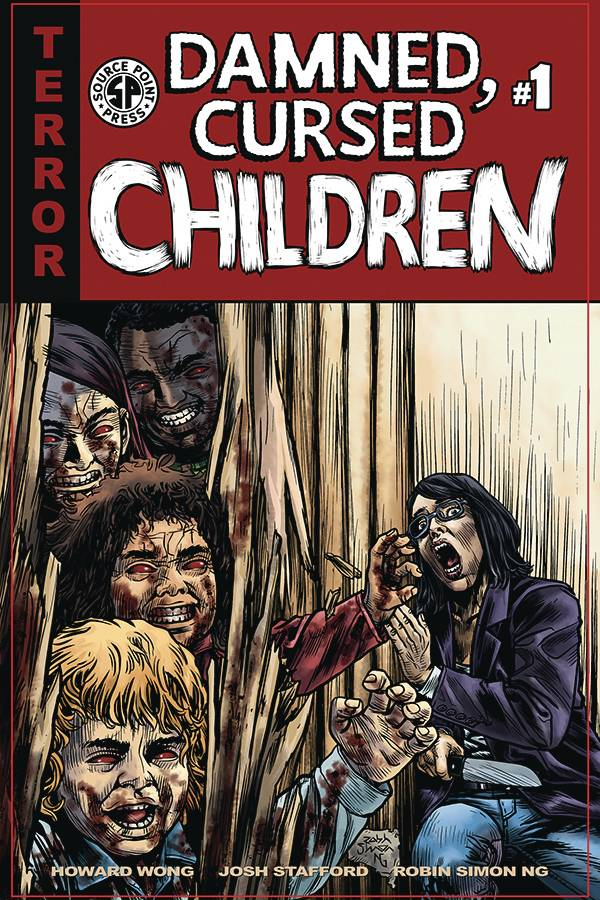 Damned Cursed Children #1 (2021)