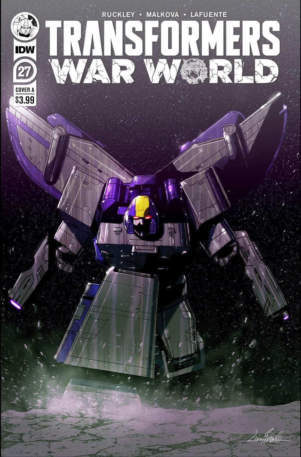 Transformers #27 (2021)