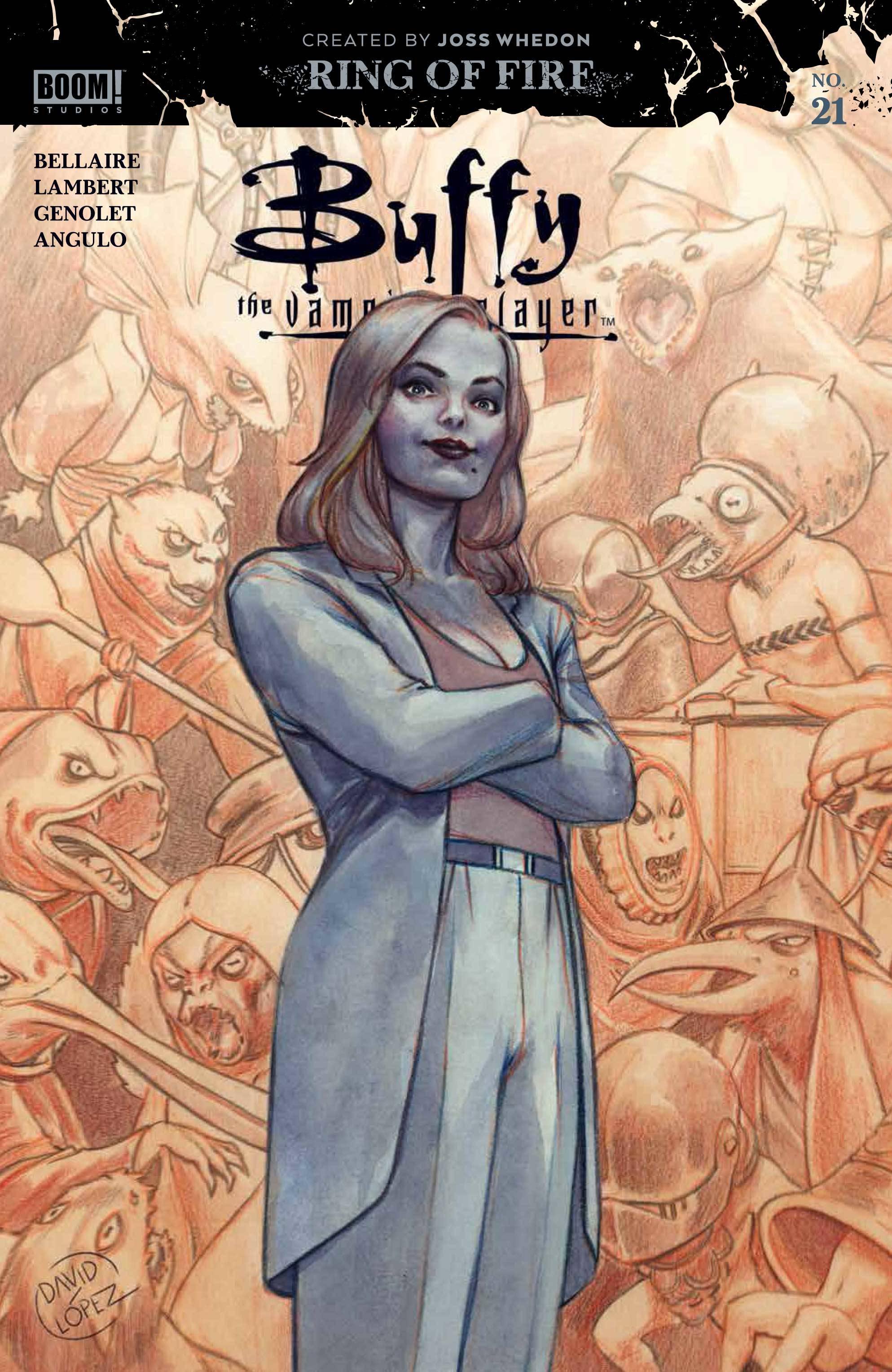Buffy The Vampire Slayer #21 (2021)