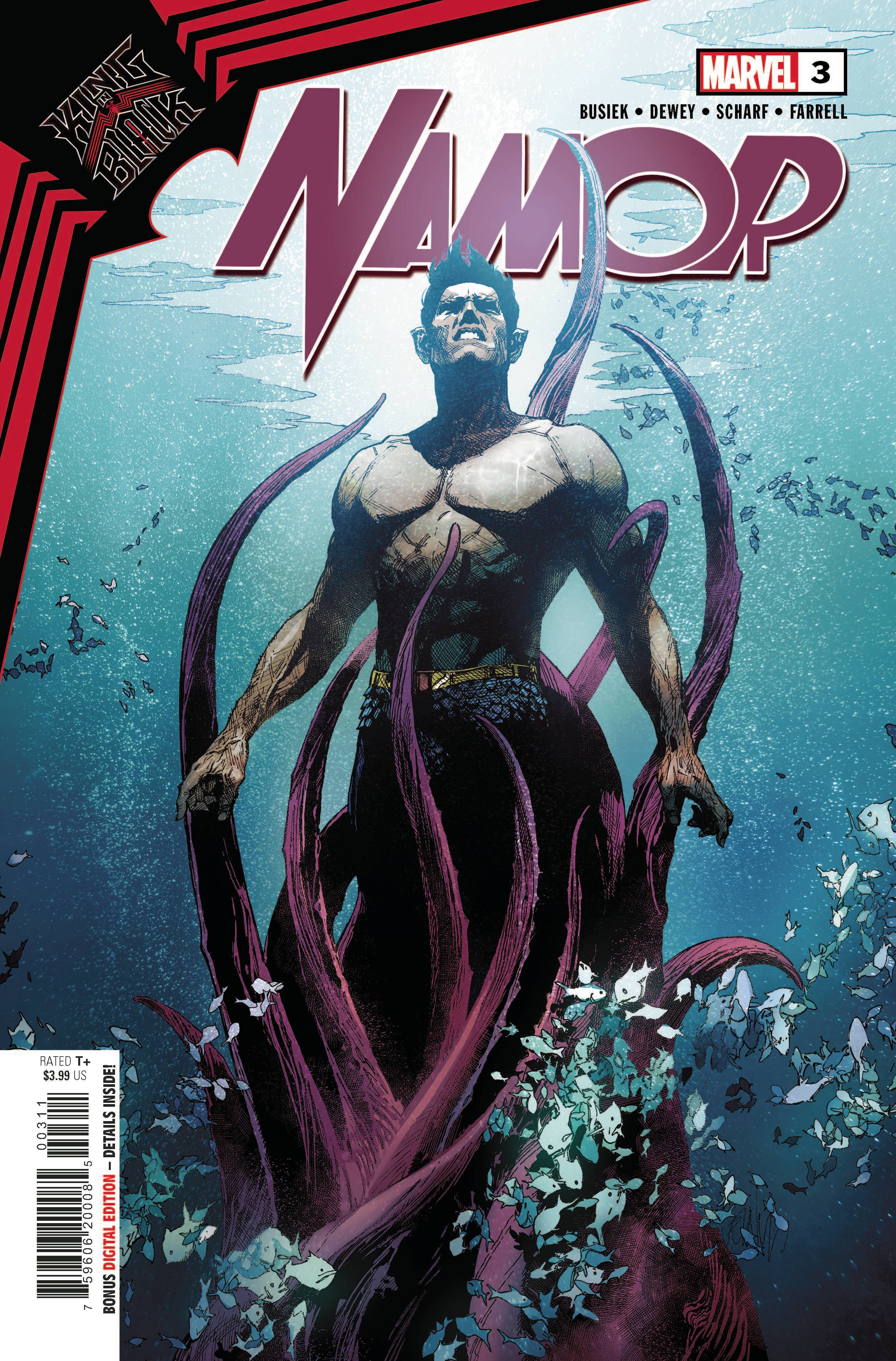 King In Black: Namor #3 (2021)