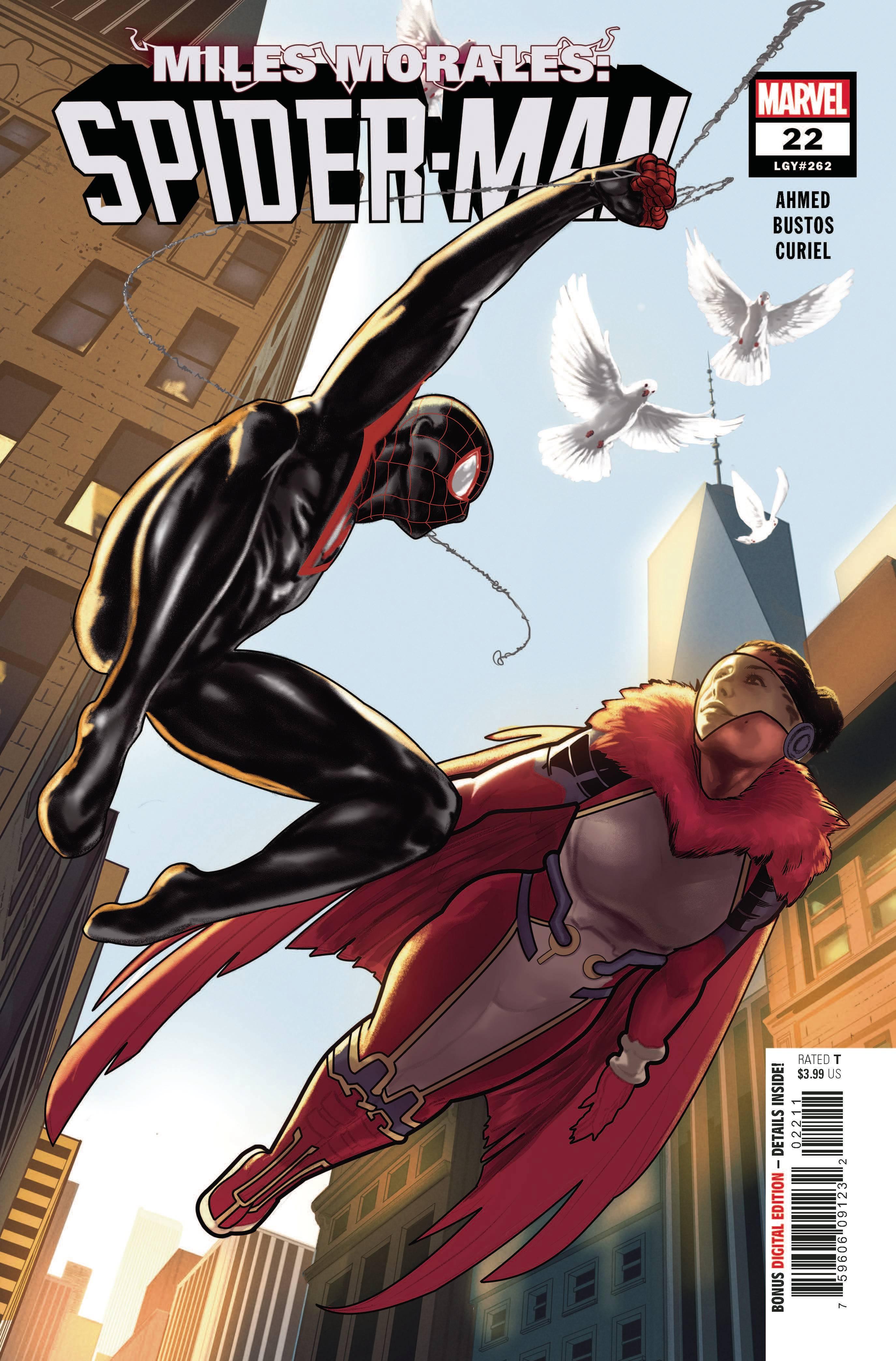 Miles Morales: Spider-Man #22 (2021)