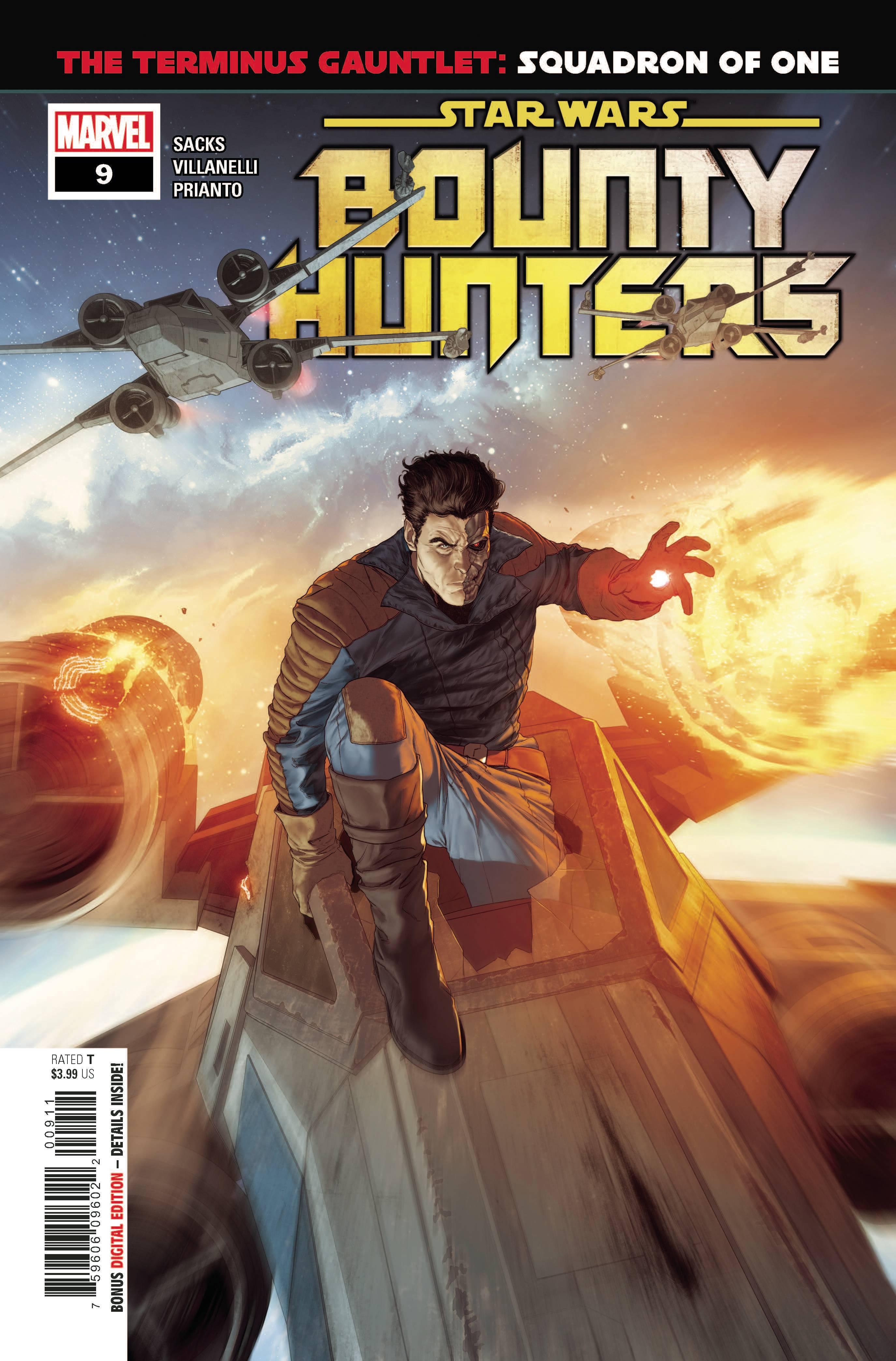 Star Wars: Bounty Hunters #9