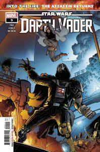 Star Wars: Darth Vader #9 (2021)