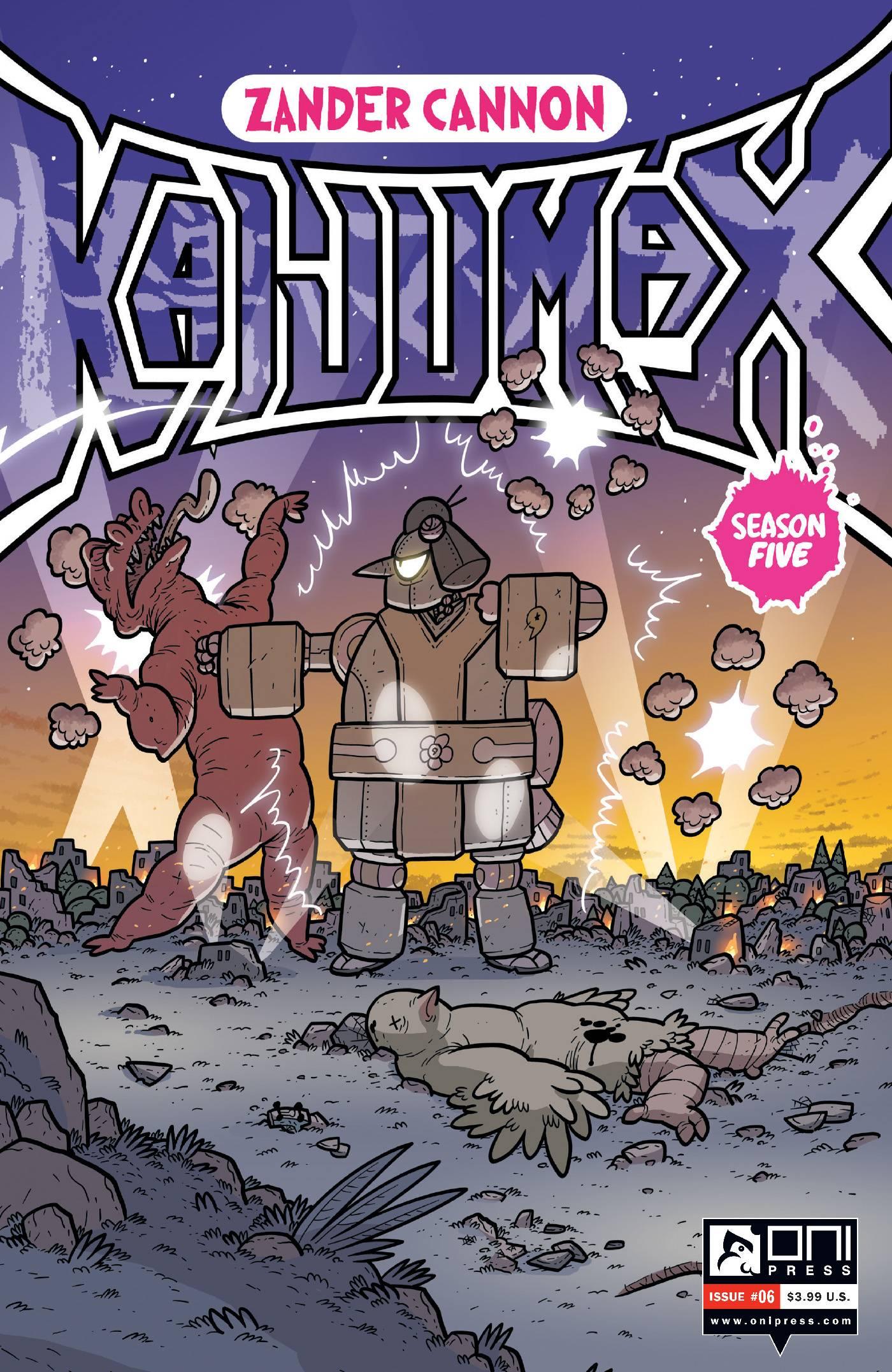 Kaijumax Season 5 #6 (2021)