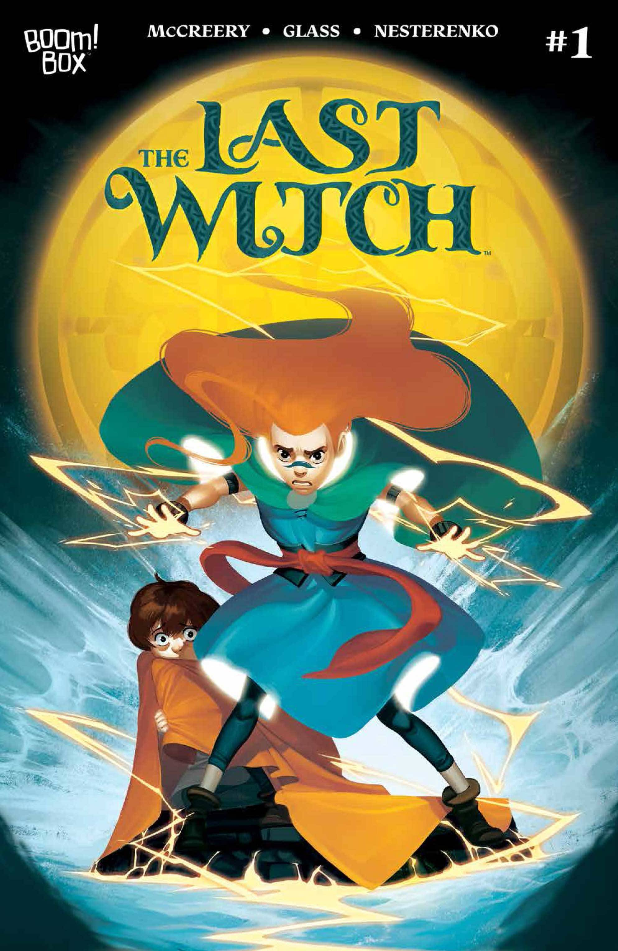 Last Witch #1 (2021)