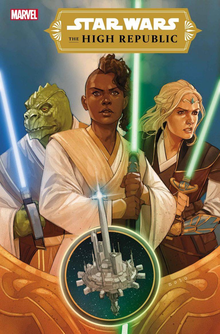 Star Wars: The High Republic #1 (2021)