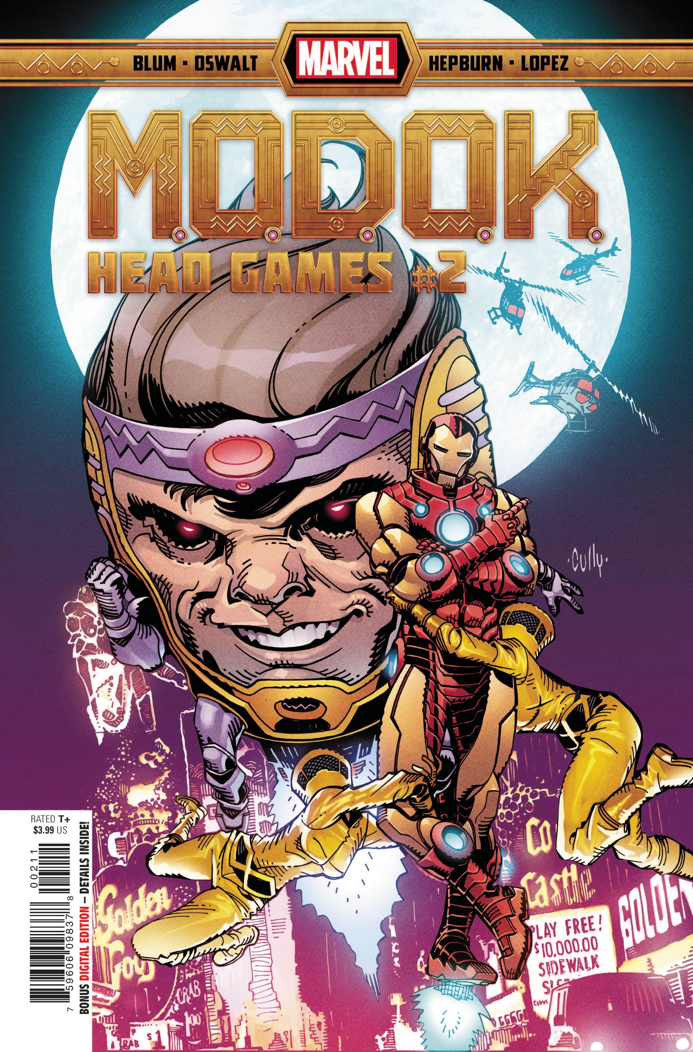 MODOK: Head Games #2 (2021)