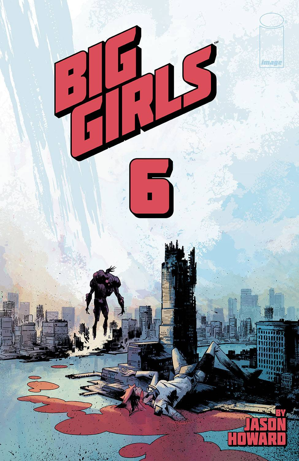 Big Girls #6 (2021)