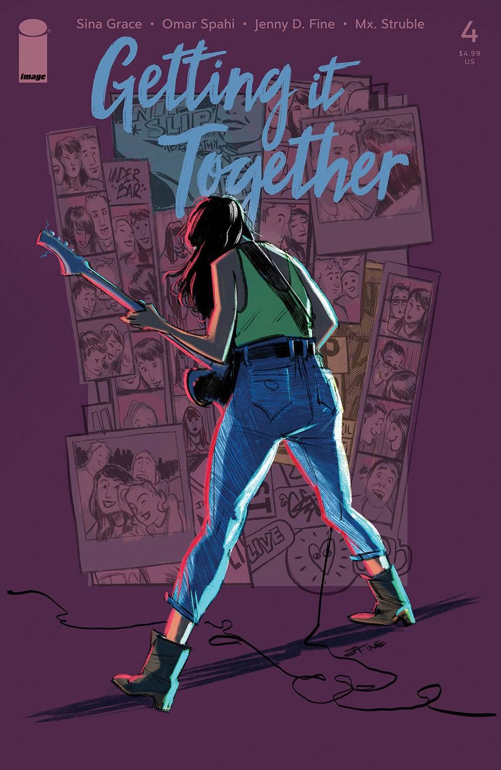 Getting it Together #4 (2021)
