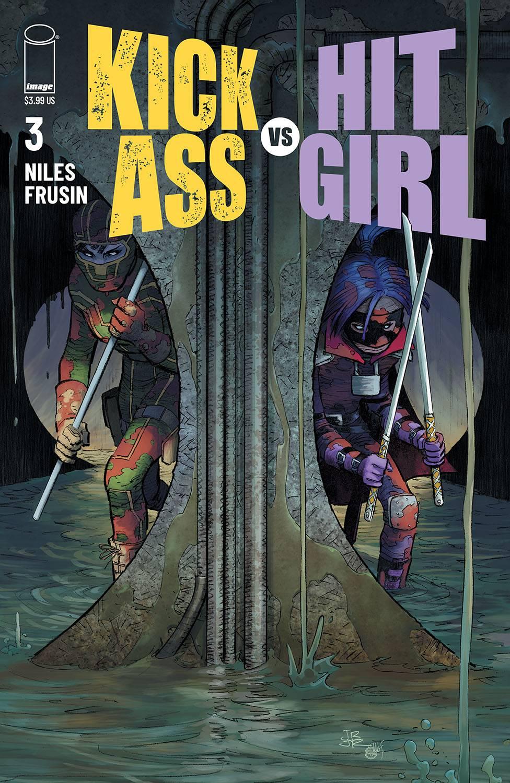 Kick-Ass vs Hit-Girl #3