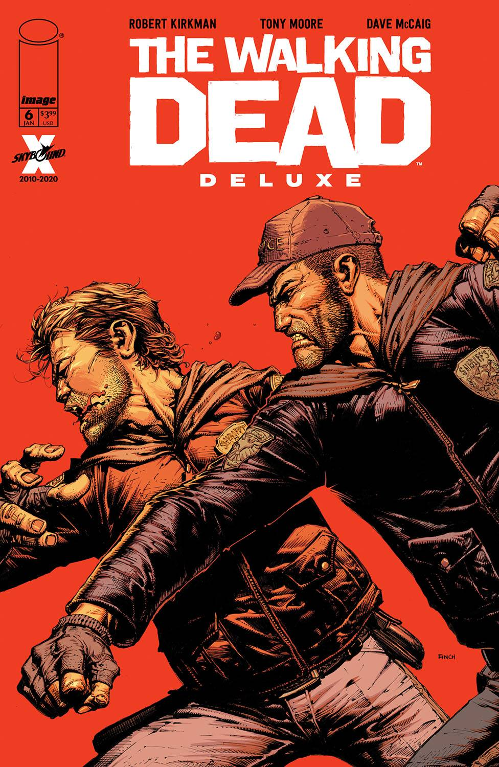 The Walking Dead Deluxe #6 (2021)