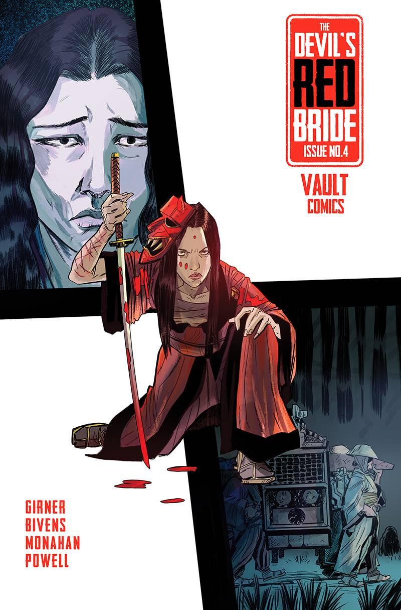 The Devil's Red Bride #4 (2021)