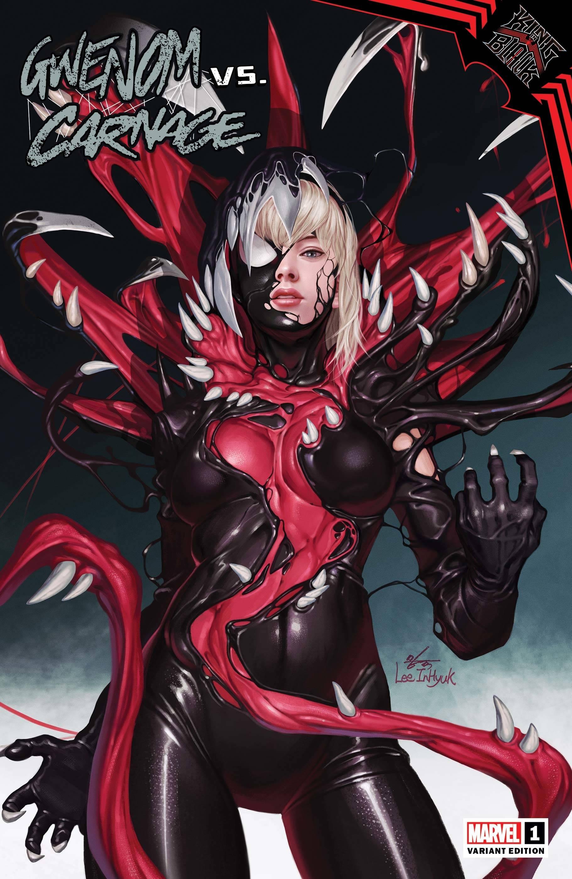King In Black - Gwenom Vs Carnage #1