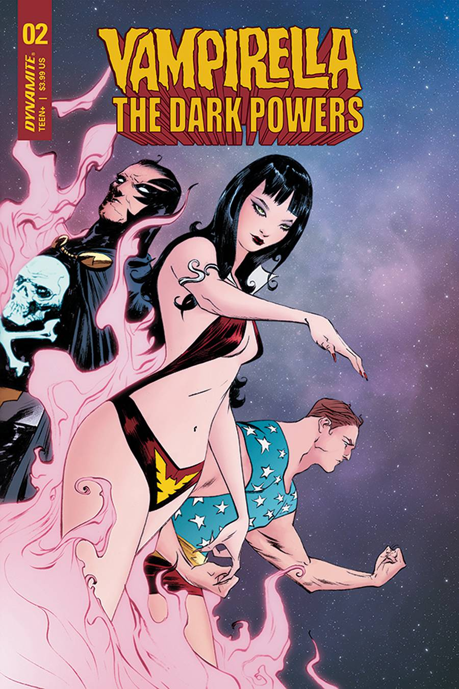 Vampirella: The Dark Powers #2 (2021)