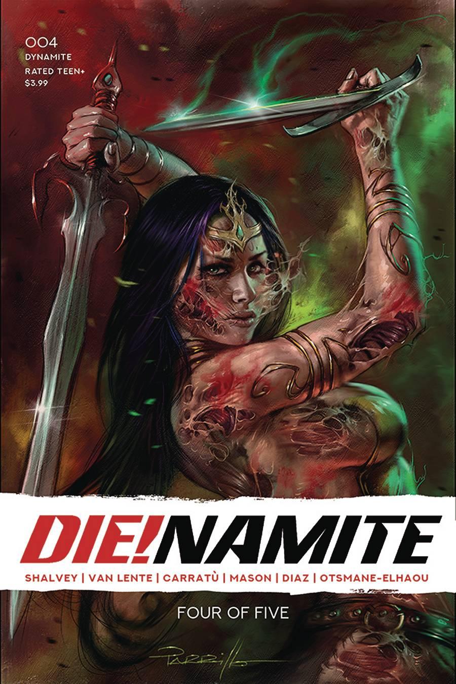 Die!namite #4 (2021)