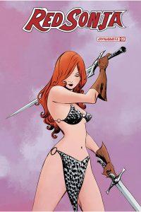 Red Sonja #23 (2021)