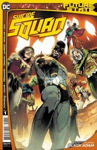 Future State: Suicide Squad #1 (2021)