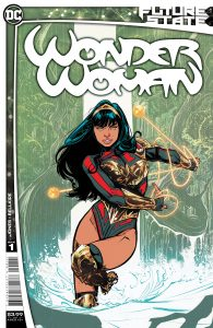 Future State: Wonder Woman #1 (2021)