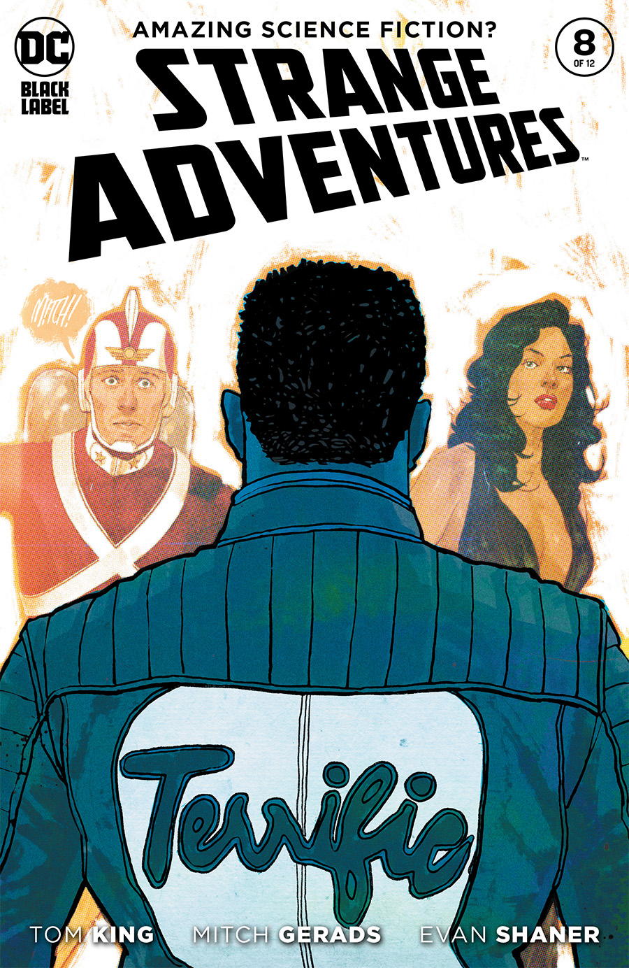 Strange Adventures #8 (2021)